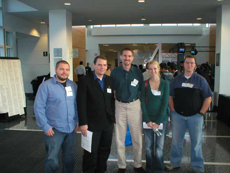 Field Trip at Argonne National Laboratory